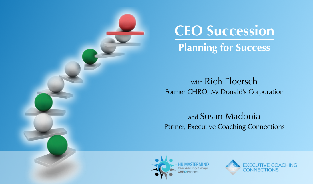 CEO Succession Ladder