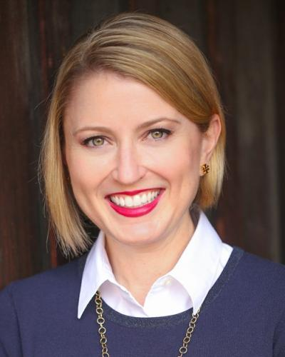 ECC Executive Coach, Sarah Evans, in Atlanta