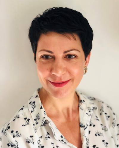 Portrait of Marcella Segala, an Executive coach in Bresalia Italy with Executive Coaching Connections, LLC